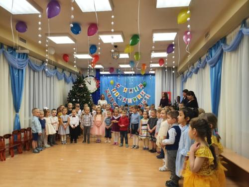 С юбилеем, детский сад!
