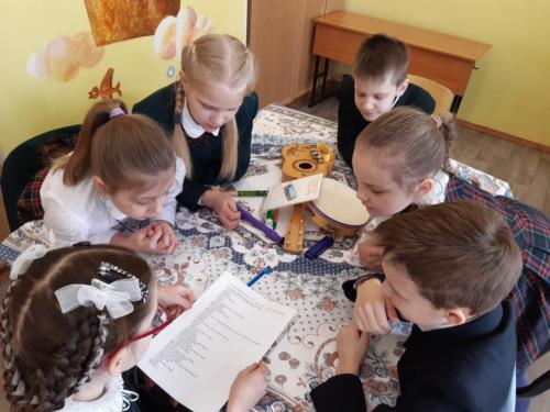 Заседание знатоков Всемирной детской литературы март 2021 года